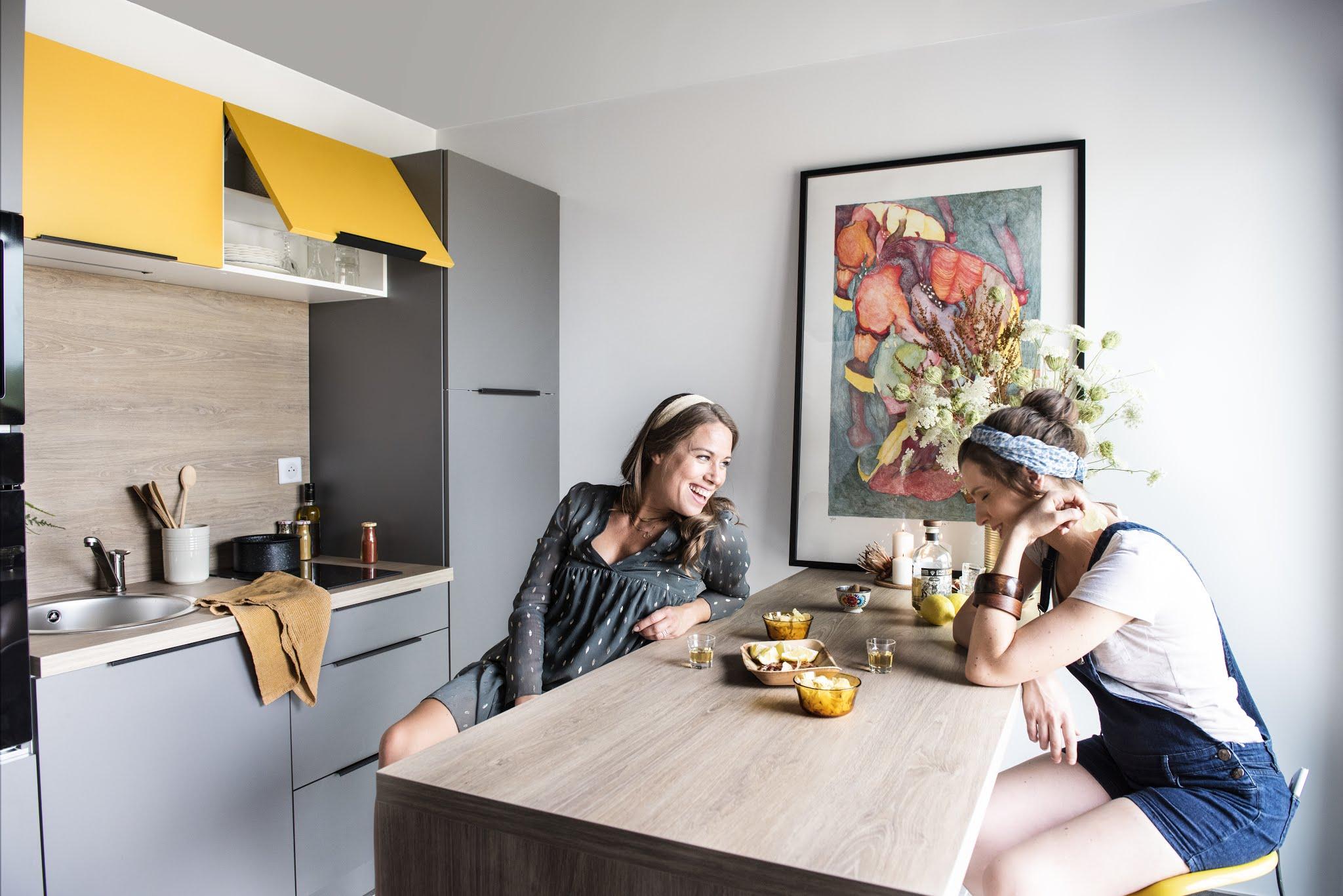Petites Cuisines Sur Mesure comment aménager une petite cuisine - notre conseil   evoluti