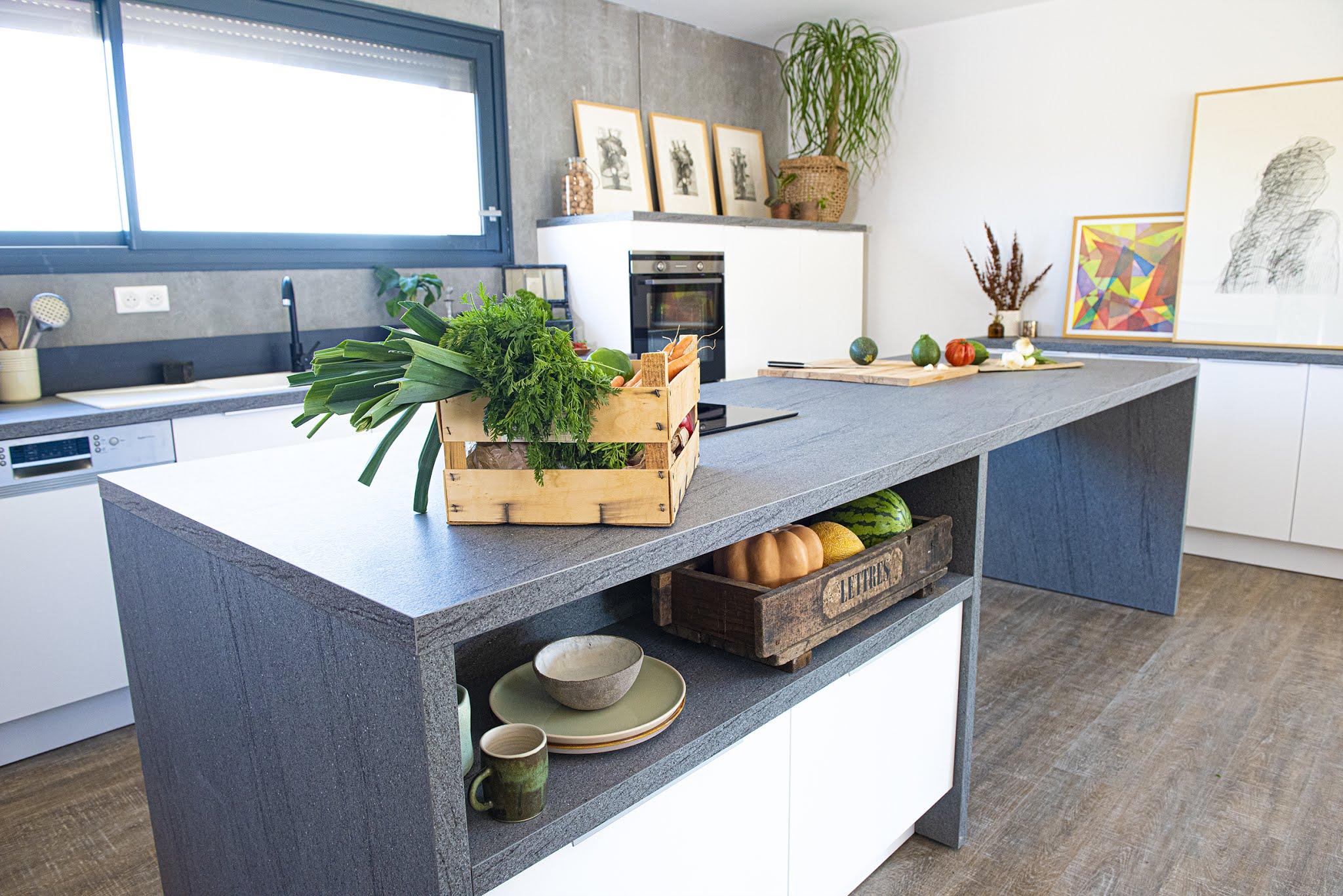 Table De Cuisine Gain De Place comment gagner de la place dans une cuisine - nos astuces